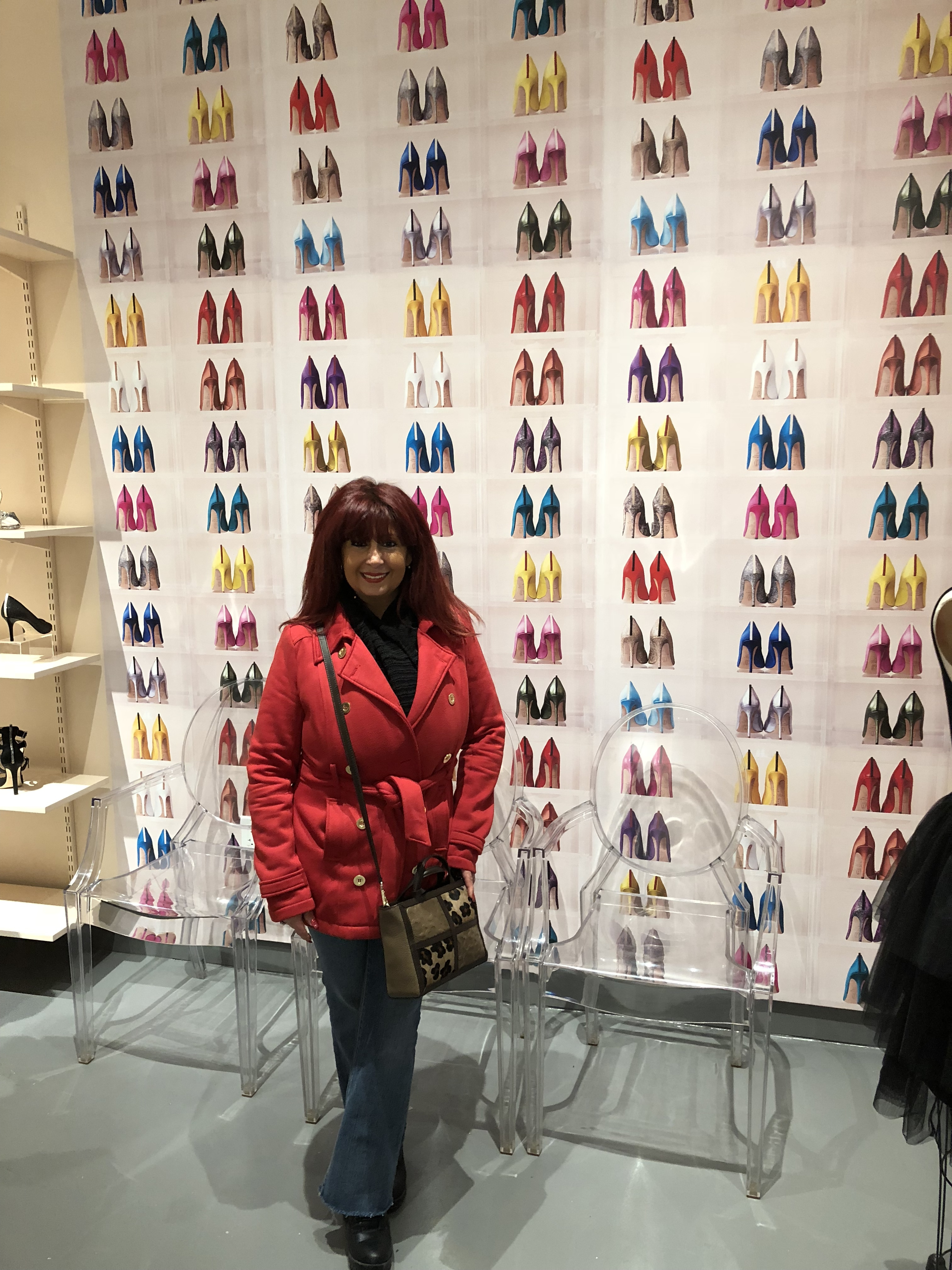 They Shoes Pop Up Store New York